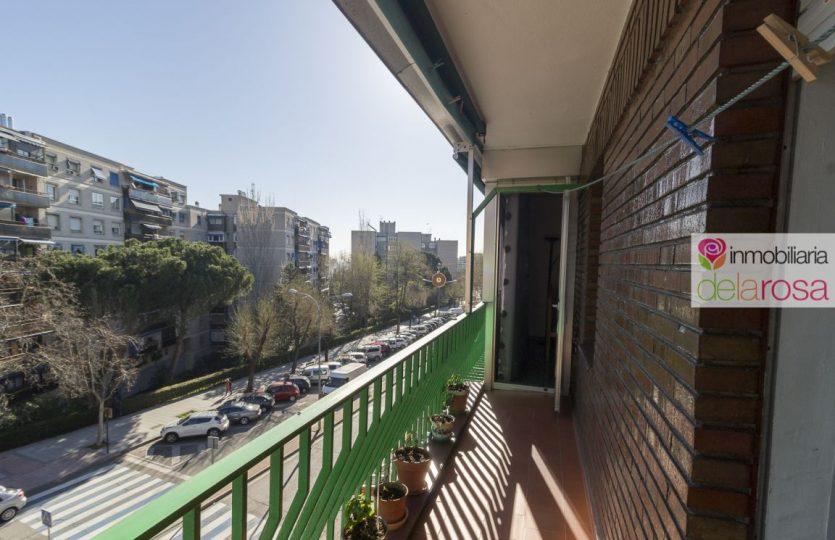 Piso en alquiler en calle polvoranca, alcorcon centro, inmobiliaria de la Rosa Alcorcón