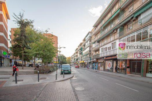 piso alquiler calle cáceres